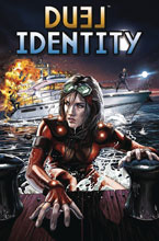 Image: Duel Identity #1 - Red Giant Entertainment