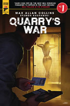 Image: Quarry's War #1 (cover A - Ronald) - Titan - Hard Case Crime