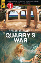 Image: Quarry's War #1 (cover B - Dalton) - Titan - Hard Case Crime