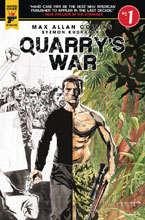 Image: Quarry's War #1 (cover C - Drummond) - Titan - Hard Case Crime