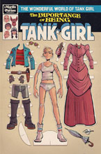 Image: Wonderful World of Tank Girl #2 (cover A - Parson) - Titan Comics