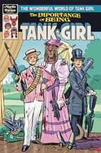Image: Wonderful World of Tank Girl #2 (cover B - Wahl) - Titan Comics