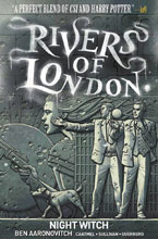 Image: Rivers of London Vol. 02: Night Witch SC  (new printing) - Titan Comics