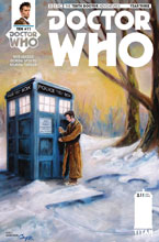 Image: Doctor Who: The 10th Doctor - Year Three #11 (cover C - Carr) (Seasons) - Titan Comics