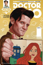 Image: Doctor Who: The 11th Doctor - Year Three #12 (cover A - Myers & Smith) - Titan Comics
