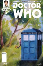 Image: Doctor Who: The 11th Doctor - Year Three #12 (cover C - Carr) (Seasons) - Titan Comics