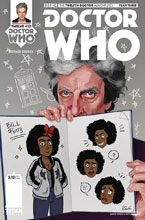 Image: Doctor Who: The 12th Doctor - Year Three #10 (cover A - Myers & Smith) - Titan Comics