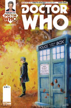 Image: Doctor Who: The 12th Doctor - Year Three #10 (cover C - Carr) (Seasons) - Titan Comics