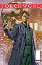 Image: Torchwood: The Culling #3 (cover A - Diaz) - Titan Comics