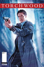 Image: Torchwood: The Culling #3 (cover B - Photo) - Titan Comics