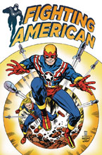 Image: Fighting American #2 (cover A - Buckingham) - Titan Comics
