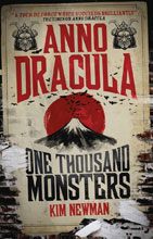 Image: Anno Dracula: One Thousand Monsters PB  - Titan Comics