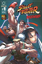 Image: Street Fighter Reloaded #1 - Udon Entertainment Inc