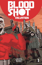 Image: Bloodshot Salvation #3 (cover D incentive - Smallwood) (20-copy) - Valiant Entertainment LLC