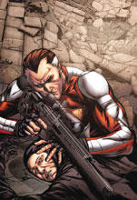 Image: Harbinger: Renegade #0 (cover D incentive - Evans) (20-copy) - Valiant Entertainment LLC