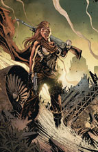 Image: War Mother #4 (cover C incentive - Salgado) (10-copy) - Valiant Entertainment LLC