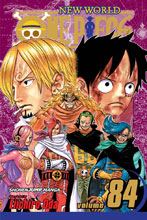 Image: One Piece Vol. 84 SC  - Viz Media LLC