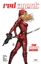 Image: Red Agent: Human Order SC  - Zenescope Entertainment Inc