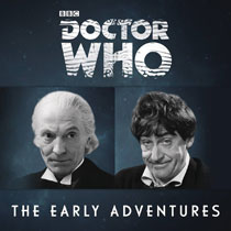 Image: Doctor Who Early Adventure Audio CD: Outliers  - Big Finish