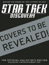 Image: Star Trek: Discovery - The Official Collector's Edition  (Previews Exclusive cover) - Titan Comics