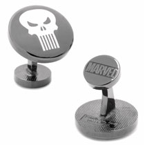 Image: Punisher Cufflinks  - Cufflinks Inc.