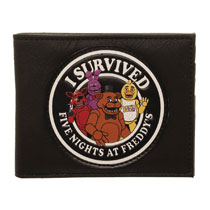 Image: Five Nights at Freddy's Wallet: Pu  (Bi-Fold) - Bioworld Merchandising