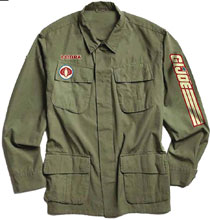 Image: G.I. Joe Army Jacket: Cobra Commander  (XXL) - The Forecast Agency