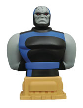 Image: Superman: The Animated Series Resin Bust - Darkseid  - Diamond Select Toys LLC
