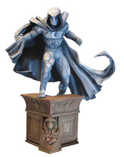 Image: Marvel Premier Collection Statue: Moon Knight  - Diamond Select Toys LLC