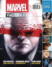 Image: Marvel Fact Files #199 (Kingpin cover) - Eaglemoss Publications Ltd