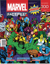 Image: Marvel Fact Files #200 (Marvel Milestone cover) - Eaglemoss Publications Ltd