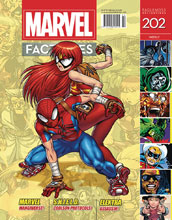 Image: Marvel Fact Files #202 (Mangaverse cover) - Eaglemoss Publications Ltd