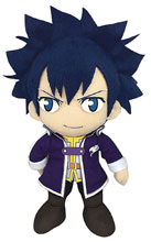 Image: Fairy Tail Plush: Gray S6 Clothes  (8-inch) - Great Eastern Entertainment
