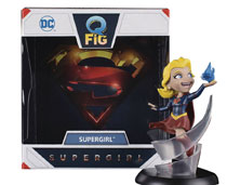 Image: DC Q-Fig Figure: TV Supergirl  - Quantum Mechanix Inc