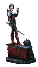 Image: FFG DC Comics Collectable Resin Statue: Katana  (1/6-scale) - Yamato Usa Inc.