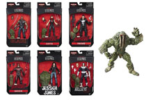 Image: Marvel Knights 6-inch Legends Action Figure Assortment 201701  - Hasbro Toy Group