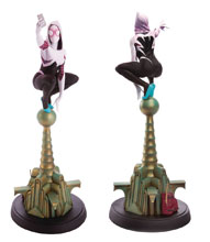 Image: Marvel Spider-Gwen Statue by Phantom City Creative  - Mondo Tees LLC