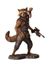 Image: Marvel Guardians of the Galaxy 2 Collectors Gallery Statue: Rocket & Groot  - Gentle Giant Studios