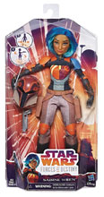 Image: Star Wars: Forces of Destiny - Sabine Adventures Figure Case  - Hasbro Toy Group