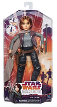 Image: Star Wars: Forces of Destiny - Jyn Adventures Figure Case  - Hasbro Toy Group