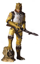Image: Star Wars: Collectors Gallery Statue - Bossk  (9-inch) - Gentle Giant Studios