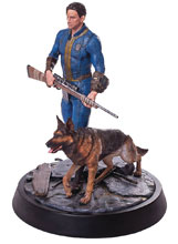 Image: Fallout 4 Statue: Sole Survivor  (1/4 scale) - First 4 Figures