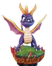 Image: Spyro Statue: Dragon Spyro  (15-inch) - First 4 Figures