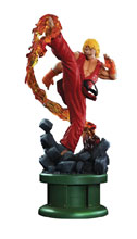 Image: Street Fighter 4 Statue: Ken Masters  (1/4-scale) - Pop Culture Shock Collectibles