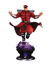 Image: Street Fighter 5 Statue: M Bison  (1/4-scale) - Pop Culture Shock Collectibles