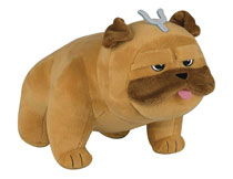 Image: Funko Marvel Plush: Inhumans - Lockjaw  - Funko
