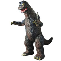 Image: Giant Godzilla Sofubi  (Kaij Sshingeki version) - Medicom Toy Corporation