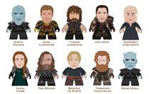 Image: Game of Thrones Winter Is Here Titans Mini-Figure 18-Piece Blind Mystery Box Display  - Titan Books Uk