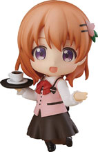 Image: Is the Order a Rabbit Nendoroid Figure: Cocoa  - Good Smile Company