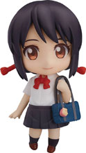 Image: Your Name Nendoroid Figure: Mitsuha Miyamizu  - Good Smile Company